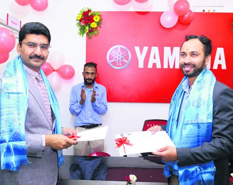 Sharad Vesawkar new face of Yamaha FZS FI