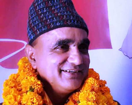 UML leader Kandel elected as PP leader in Province 6