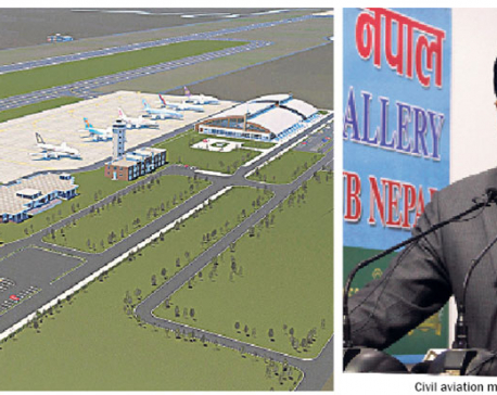 Govt planning to demarcate boundaries for Nijgadh Int'l Airport