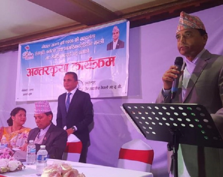 Pokhara airport to come into operation by December next year: Minister Bhattarai