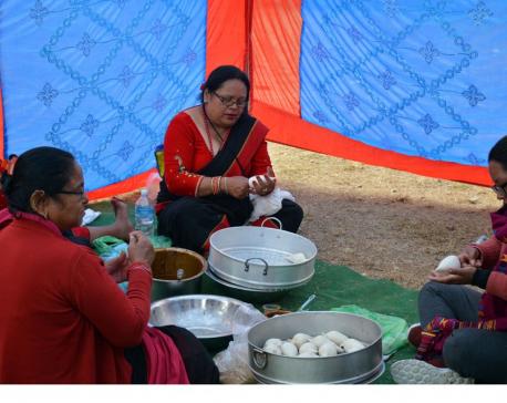 Yomari Punhi, Sakela Udhauli festivals observed (with photos)