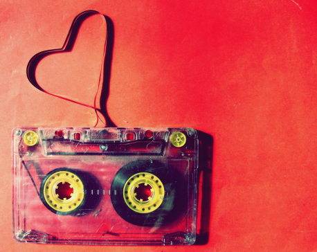 I am in love with music!