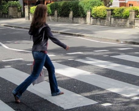 Jaywalkers to be fined up to Rs 1,000 from May 15