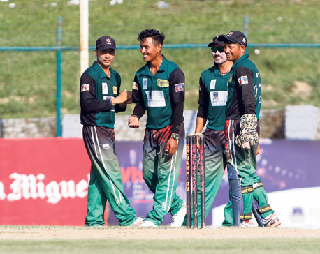 Unbeaten Army tops Group A, Nepal Police strengthens semifinal spot