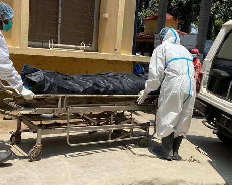 Two elderly patients succumb to COVID-19