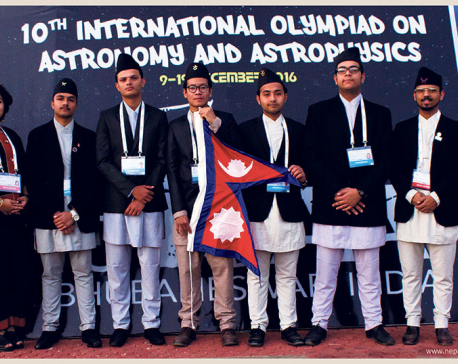 Olympiad A different type of talent hunt