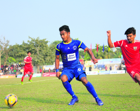 Police faces shock defeat, NRT into quarterfinals