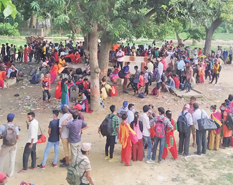 Nepali workers again returning to India in hope of employment