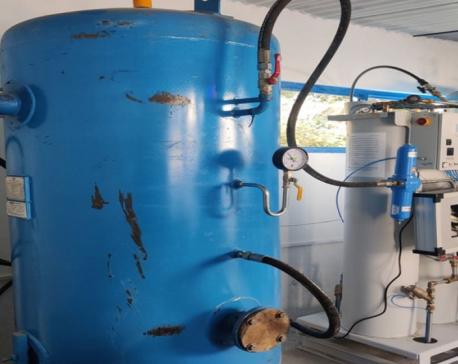 Oxygen plant to be set up at Hetauda Hospital