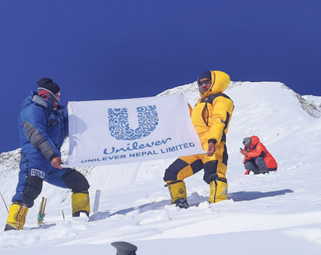 5,020 kgs of garbage collected from Mt Dhaulagiri by Unilever Nepal and Nepal Army