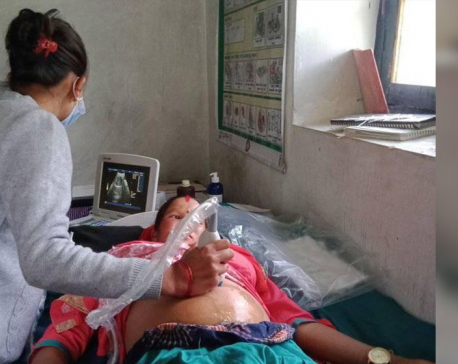 Video X-ray service brought into operation in rural Jumla district