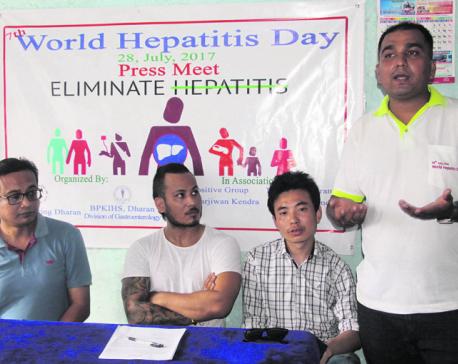 Hepatitis C spreading its tentacles unnoticed