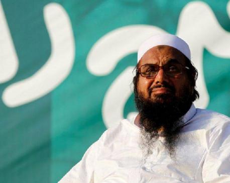 Pakistani Islamist accused of Mumbai attacks jailed for terrorism financing