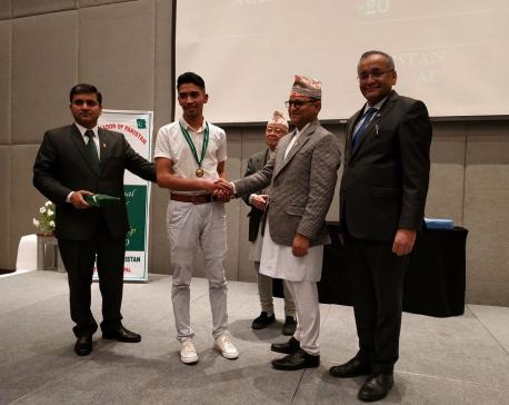 'Ambassador of Pakistan Embassy Scholarships' distributed (with photos)