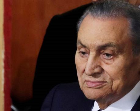 Egypt's former president Hosni Mubarak dies aged 91