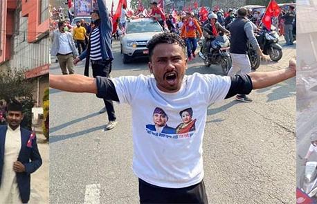 BJP,  Shiv Sena, and India should stay away from pro-monarch movement in Nepal: Shiva Sena, Nepal
