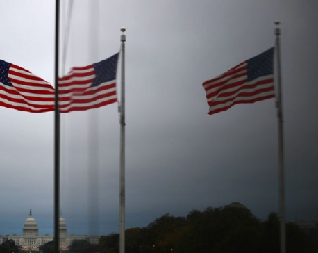 U.S. formally exits global climate pact amid election uncertainty