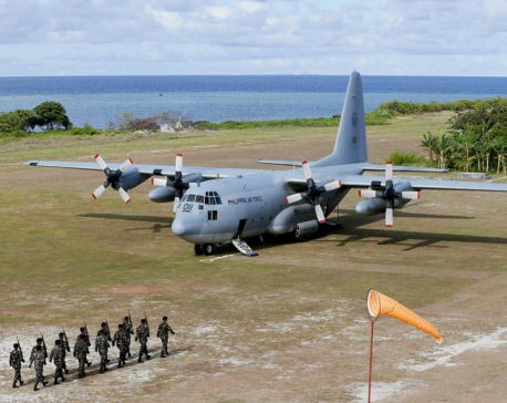 Philippine military plane crashes, 17 dead, 40 rescued
