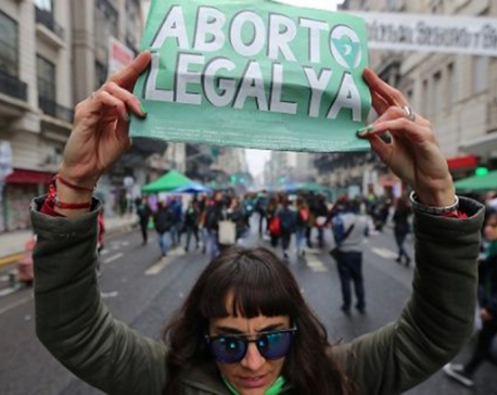 Another Argentine woman dies from clandestine abortion