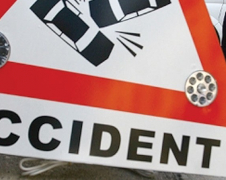Bus accident claims two in Sindhupalchok