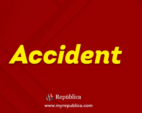 Six die, two others injured as a truck plunges into Marshyangdi River