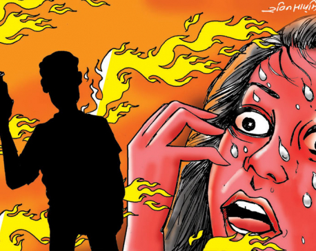 Acid attackers to face jail term of upto 20 years and fine of Rs 1 million