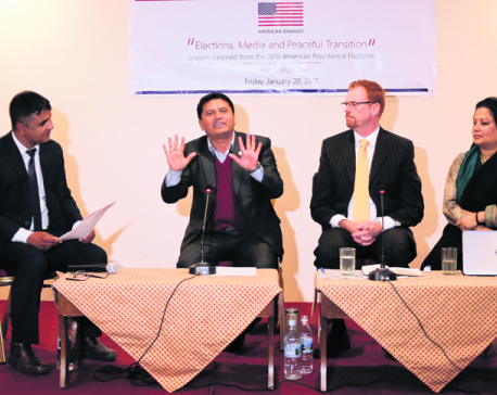 Parties not serious about holding polls on time: Adhikari