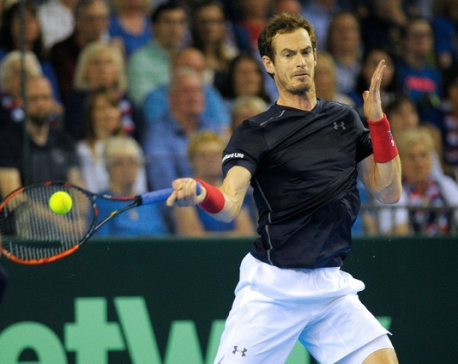 Murray takes aim at number one ranking in Beijing