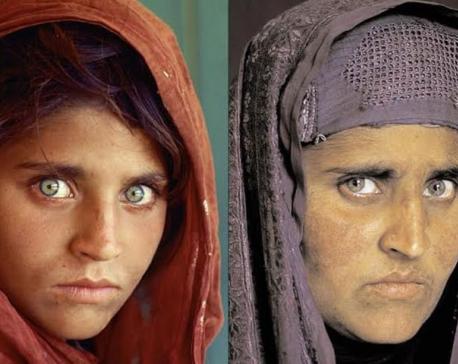 Nat Geo's green-eyed 'Afghan girl' arrested in Peshawar