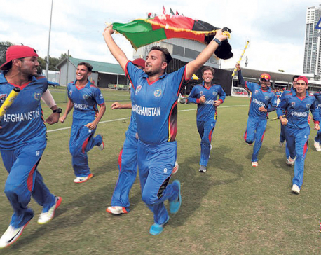 Afghanistan stuns Pakistan to win U-19 Asia Cup
