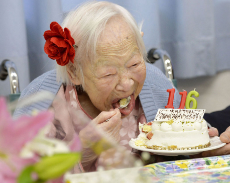 32,000 people in Japan turned 100 this year