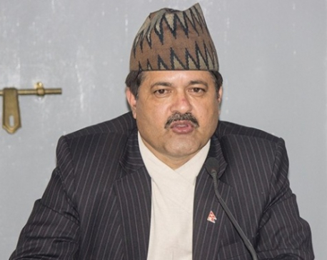 Govt formulating legislation for three upcoming elections: Law minister Kharel