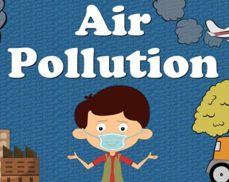 Air pollution: Kathmandu Chapter