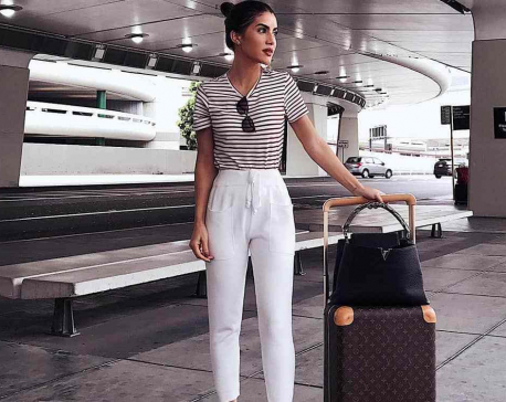 Airport style for efficient travel