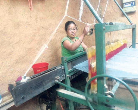 Allo making many Rolpa women entrepreneurs