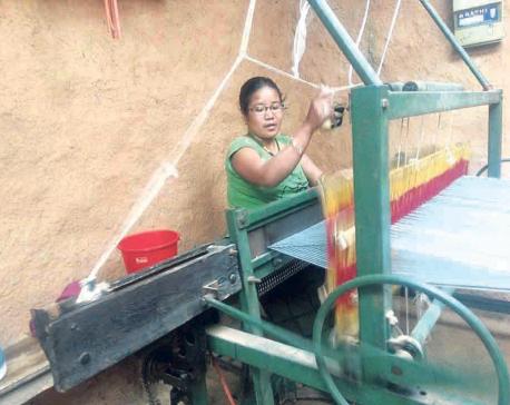 Allo making many Rolpa women entrepreneurs