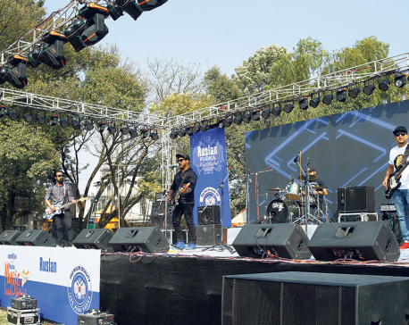 Pleasant day off with Ruslan Music and Food Festival