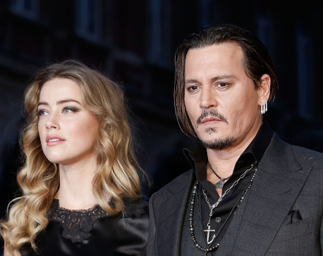 Depp claims Amber Heard seeking more fame through divorce