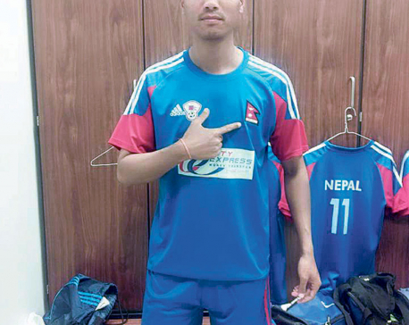 Amir Shrestha: Rising Football Star to Excavator Operator in Qatar