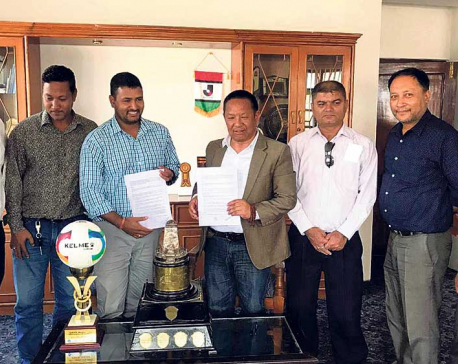 ANFA scraps sponsorship deal with AP1, signs new deal with RamSar Media for A-Divison League