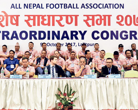ANFA Congress endorses compensation to Three Star