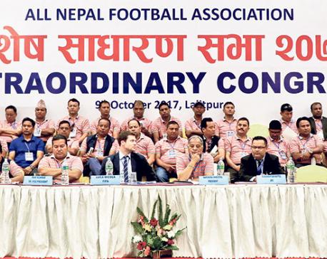 ANFA Congress endorses compensation to Three Star