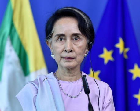 Myanmar blocks U.N. rights investigator just before visit