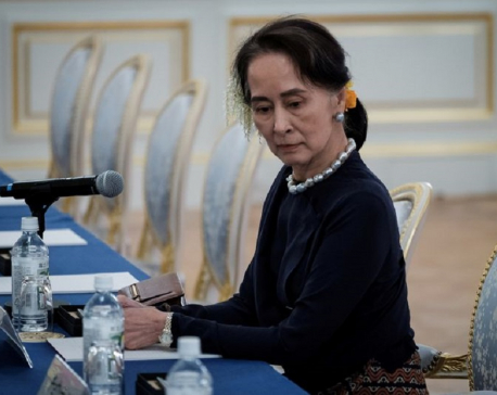 U.N. Security Council calls for release of Myanmar's Suu Kyi, Biden tells generals to go