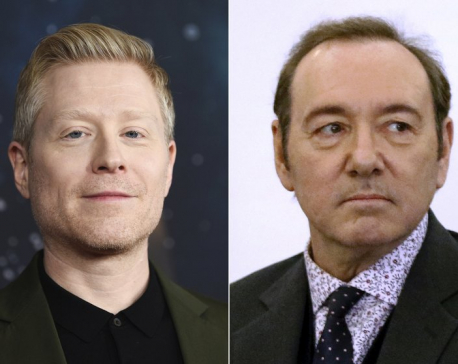 Anthony Rapp sues Kevin Spacey on sex assault allegation