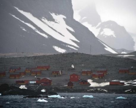 Antarctic base records hottest temperature ever
