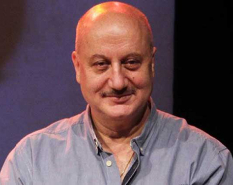 Anupam Kher appointed new FTII chairman