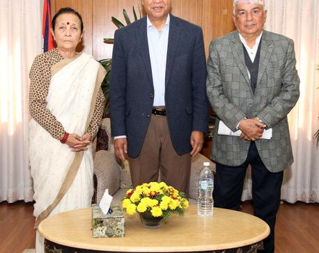 Social worker Koirala joins NC