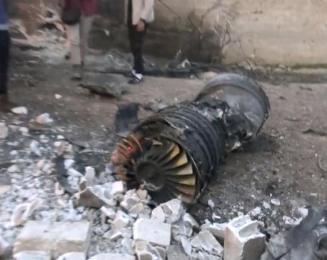 8 Turkish troops die in Syria operation; Russian pilot slain