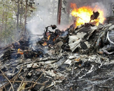 10 US citizens, 2 locals killed in Costa Rica plane crash
